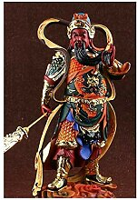 Amulet.fr Große Figur Guan Gong, chinesischer