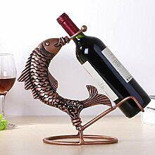 Amuuuz Weinregal Dekoration Weinflaschenregal