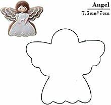 AMWFF Angel Cake Dekoration Gebäck Mixer Keks