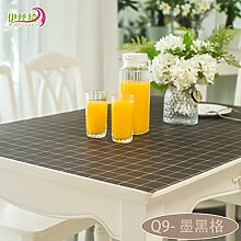 AMYDREAMSTORE Durchsichtige Tabelle tuch Cover