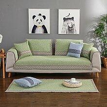 AMYDREAMSTORE Sofabezug Für 1 sitzer,Full-Cover