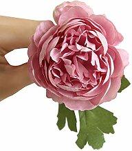 AmyGline Künstliche Gefälschte Blume Western