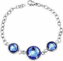 Amzdai Bracelet Damenarmband, die geometrische