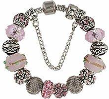 Amzdai Bracelet Damenarmband,Geometrische
