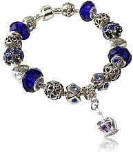 Amzdai Bracelet Damenarmband,herzförmige