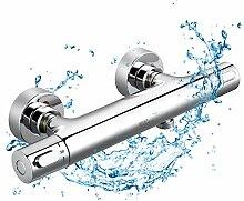 Amzdeal Duschthermostat Duscharmatur -