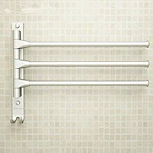 An der Wand montierte Handtuchhalter