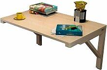 An der Wand montierter Tisch, Esstisch, klappbarer