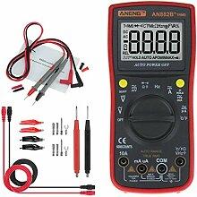 AN882B + TRUE-RMS Digital Multimeter Auto Range