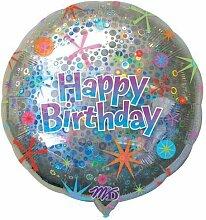 Anagram 1256101 Folienballon, 81,3 cm, mehrfarbig