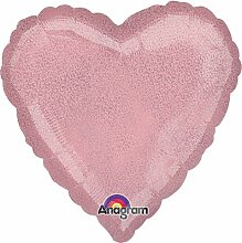 Anagram 2508602 - Folienballon, Herz-Dazzler,