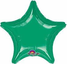 Anagram Ballons 1670199 Folienballon, grün