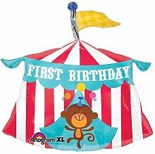 Anagram Folienballon 2588101Fisher Price Circus