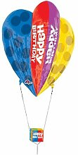 Anagram Folienballon 3357399Geburtstag mit