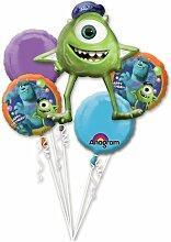 Anagram Folienballon Bouquet 2641401Monsters
