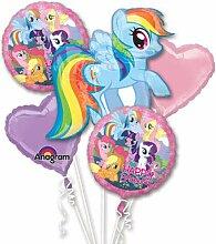 Anagram Folienballon Bouquet 2642201My Little