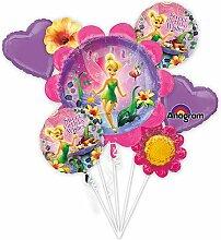 Anagram Folienballon Bouquet 2655601Tinker Bell