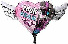Anagram Luftballons Folienballon 2099001 Rocker