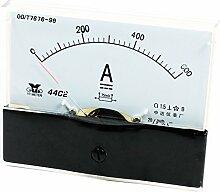 Analog AMP Ammeter DC Messbereich 44C2 0-600A
