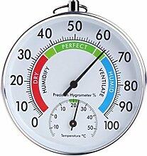 Analoges Thermometer für Innen- und