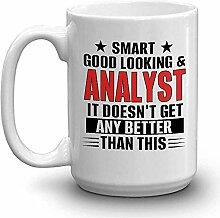 ANALYST Kaffee-Haferl - SMART, GUTER SCHAUENDER