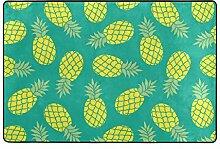 Ananas Bereich Teppich Fußmatte Muster