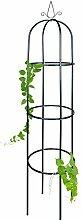 Anaterra Rosenturm, Rankhilfe für Pflanzen,
