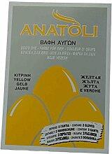 Anatoli Eierfarbe aus Griechenland gelb 3g