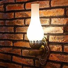 Anbiratlesn E27 Vintage Wandlampe für