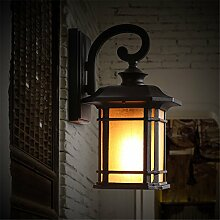 Anbiratlesn Modern E27 Vintage Rustikal Wandlampe