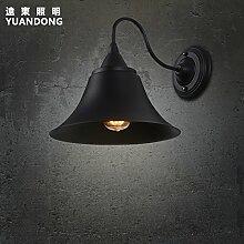 Anbiratlesn Modern E27 Vintage Wandlampe für