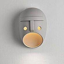 Anclk Kreative Wandlampe Moderne LED Wandleuchte