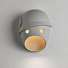 Anclk Moderne Wandlampe Kinderzimmer