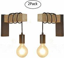 Anclk Wandlampe Nostalgische Innen Flurlampe