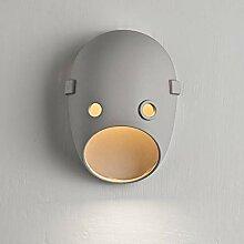 Anclk Wandleuchte Moderne Nachttischlampe Einfach