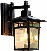 Anclk Wasserdicht Wandlampe Aussen Gartenlampe LED