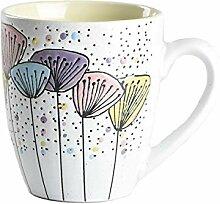 Ancoree Kreative Frische Blumen Handbemalte