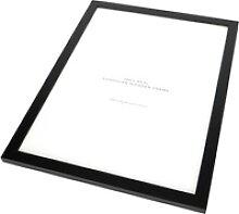 andas Bild Pflanze, mit Rahmen weiß 50 cm x 60 cm