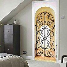ANDD Arabischer Stil 3D Wohnzimmer Fototapete
