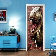 ANDD Dinosaurier 3D Wohnzimmer Fototapete