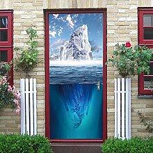 ANDD Eisberg Am Meeresboden 3D Wohnzimmer