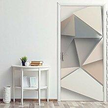 ANDD Geometrie 3D Wohnzimmer Fototapete Wandbilder