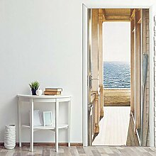 ANDD Meerblick Vor Der Tür 3D Wohnzimmer