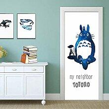 ANDD Raum Totoro 3D Wohnzimmer Fototapete