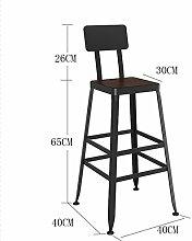 ANDE Massivholz Bar Hocker Bar Stuhl, Empfang Restaurant Stuhl Stuhl Stuhl Stuhl Stuhl Stuhl Stuhl Stuhl Stuhl Stuhl Stuhl Stuhl Stuhl Stuhl Stuhl Stuhl Stuhl Stuhl Stuhl Stuhl Stuhl Stuhl Stuhl Originalität ( Farbe : #2 , größe : 65cm )
