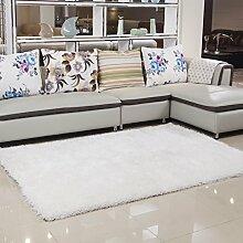 ANDEa moderne einfach Bettseite Schlafzimmer Salon Teetisch Teppich Stretch-Flagge Shop für Decke Rechteck große Teppiche Größe Multi-Auswahl Originalität ( Farbe : #4 , größe : 73*140CM )