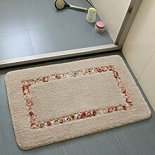 ANDEa Teppich-Türmatten Fußauflage Schlafzimmer