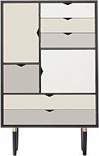 Andersen Furniture - S5 Kommode, Eiche schwarz