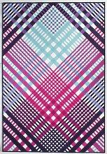 Andiamo 1100120 Teppich Jolly, 160 x 230 cm , Karo