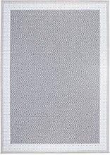 andiamo 750036 Webteppich Flachgewebe Cloe Teppich, Polypropylen, beige, 230.0 x 160.0 x 1.0 cm